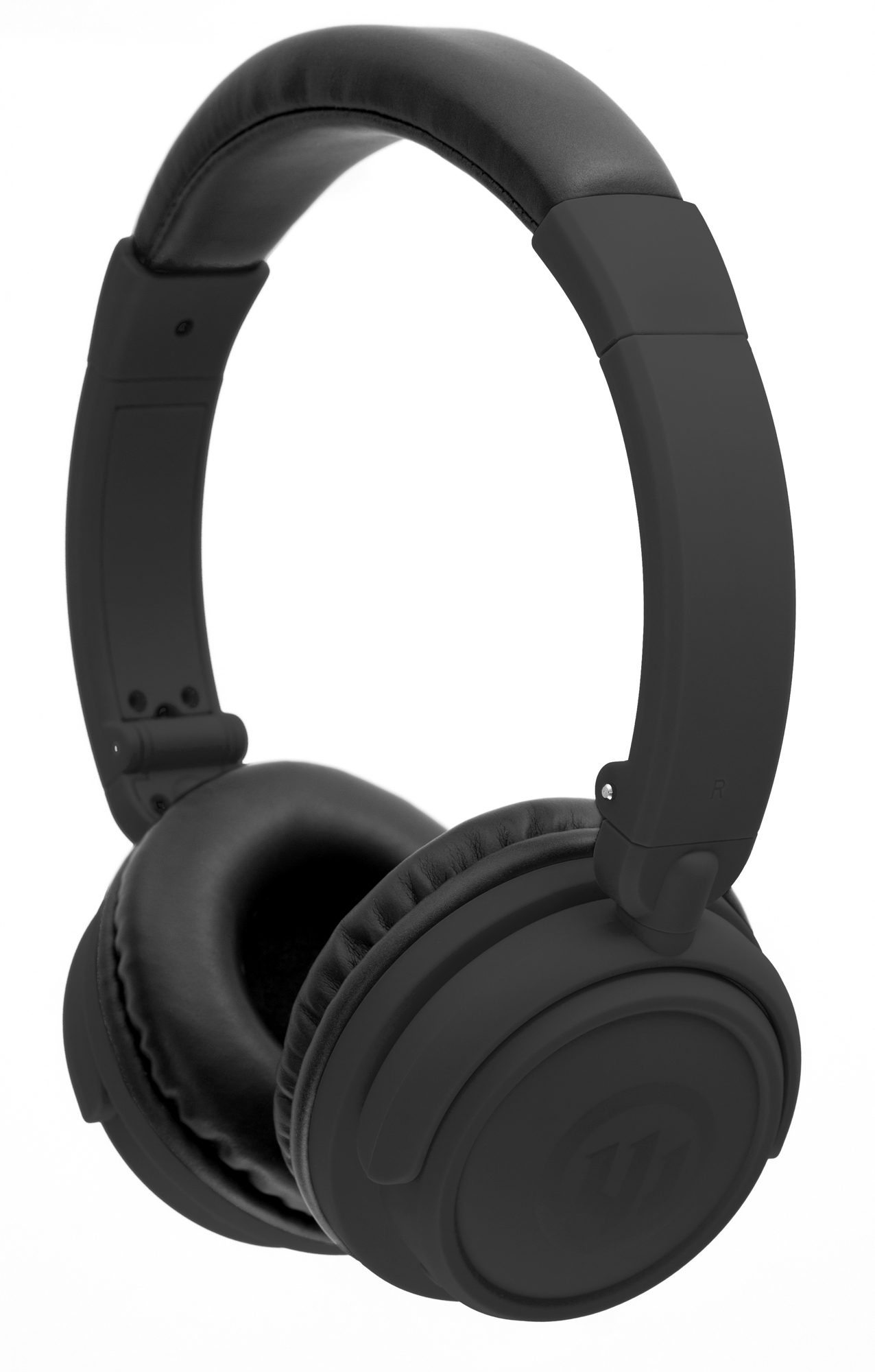 Wicked Audio Endo Wireless Bluetooth Collapsible Headphone, Black