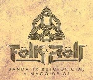 Card logo folk roll2