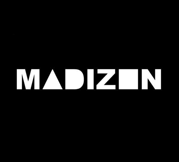 Madizon logo negro cuadrado