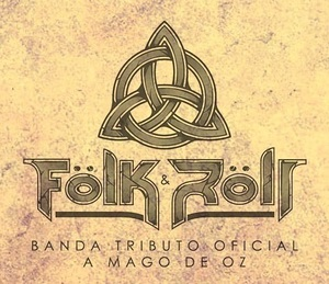 Card logo folk roll2