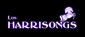Card harrisongs logo