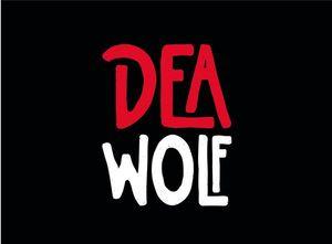 Card dea wolf logo