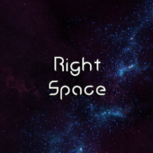 Card right space
