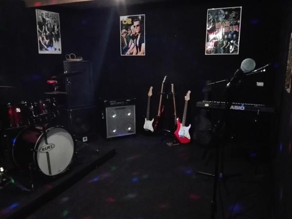 Audiostereo sala