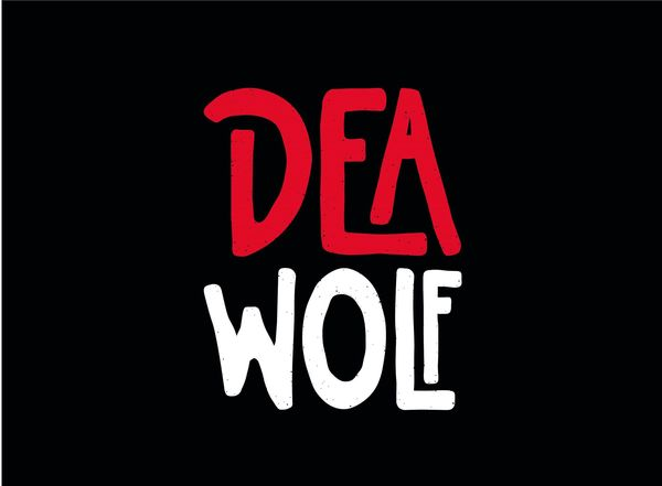 Dea wolf logo