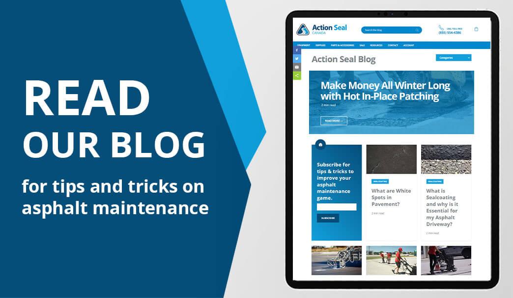 Action Seal Blog