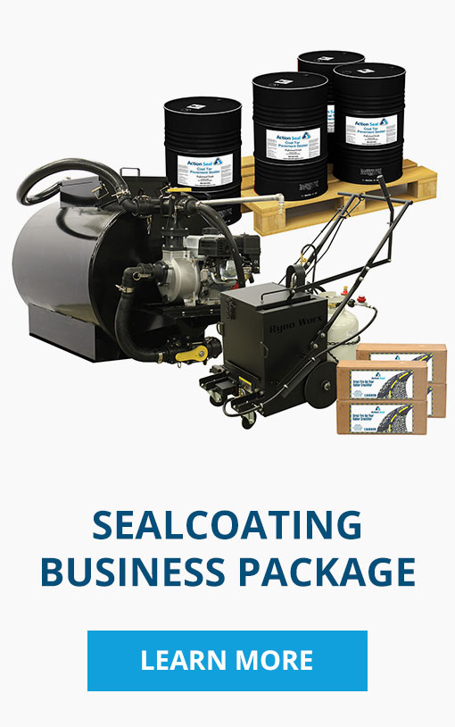 Sealcoating Business Package
