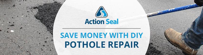 pothole repair methods to save money