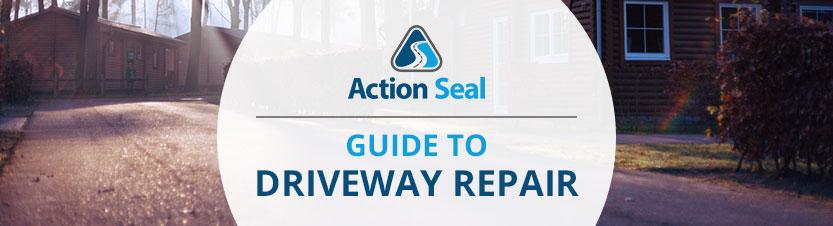 Guide to Driveway Repair