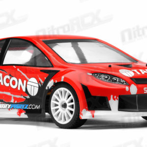 TACON RANGER RALLY CAR READY TO RUN