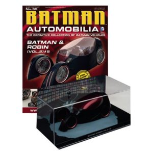 BATMAN AUTOMOBILIA, BATMAN & ROBIN