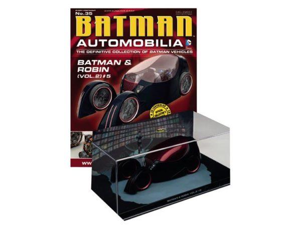 BATMAN AUTOMOBILIA, BATMAN & ROBIN