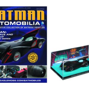 BATMAN AUTOMOBILIA, BATMOBILE THE BRAVE