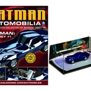 BATMAN AUTOMOBILIA, BATMOBILE 1