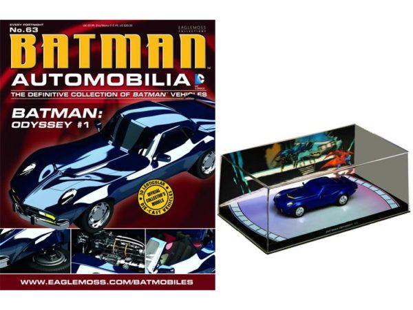 BATMAN AUTOMOBILIA, BATMOBILE 1