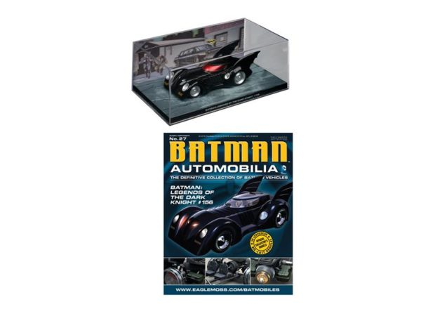 BATMAN AUTOMOBILIA, THE DARK KNIGHT