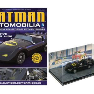 BATMAN AUTOMOBILIA, DETECTIVE COMICS