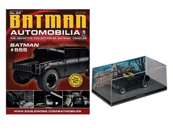 BATMAN AUTOMOBILIA, BATMAN