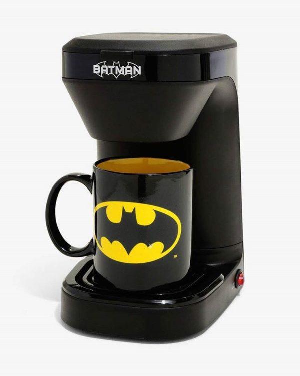 Cafetera de Batman
