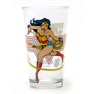 Vaso de la Mujer Maravilla