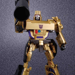 TRANSFORMERS MEGATRON GOLD VERSION