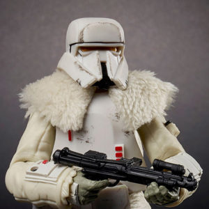 STAR WARS RANGE TROOPER STORY