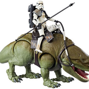 Figura de Dewback With Sandtrooper