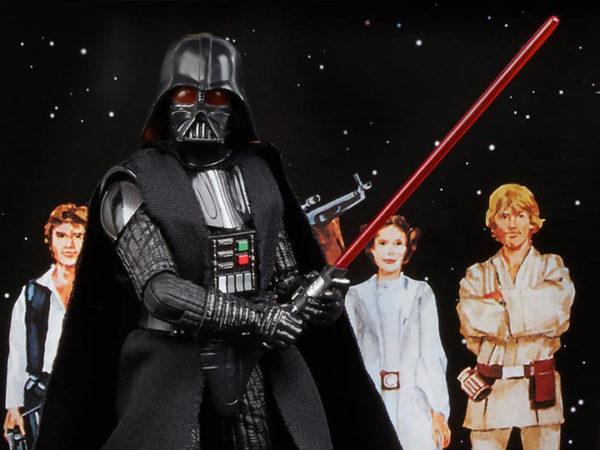 Star Wars Darth Vader Legacy Pack