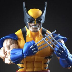 Figura de Wolverine
