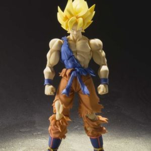 Dragon Ball Z Vegeta Super Saiyan Bandai