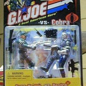 Gi Joe Vs. Cobra Gung-Ho - Destro