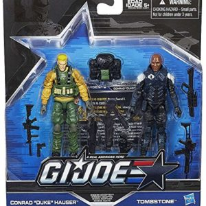 Gi Joe, Duke Vs. Tombtone
