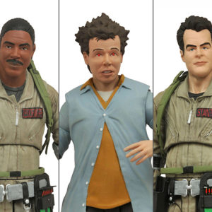 Ghostbusters Diamond Select, Set 3