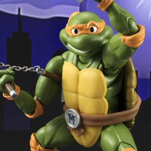 Ninja Turtles. Michelangelo