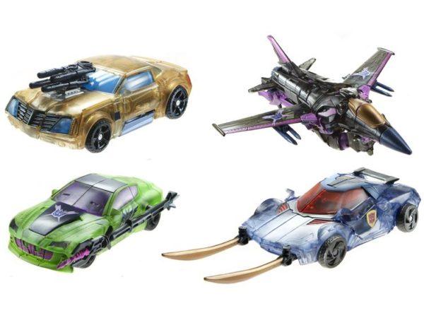 Transformers, Wheeljack Dark Energon, Delux