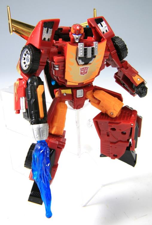 Transformers Classics, C-05 Hot Rodimus