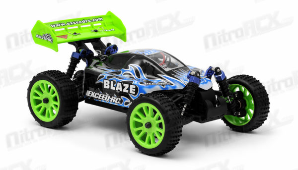BUGGY RADIO CAR 116 2.4Ghz EXCEED