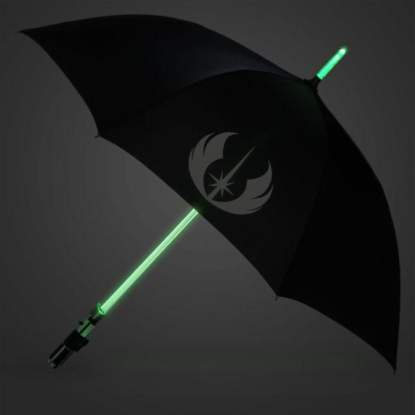 Yoda Sable de Luz Sombrilla