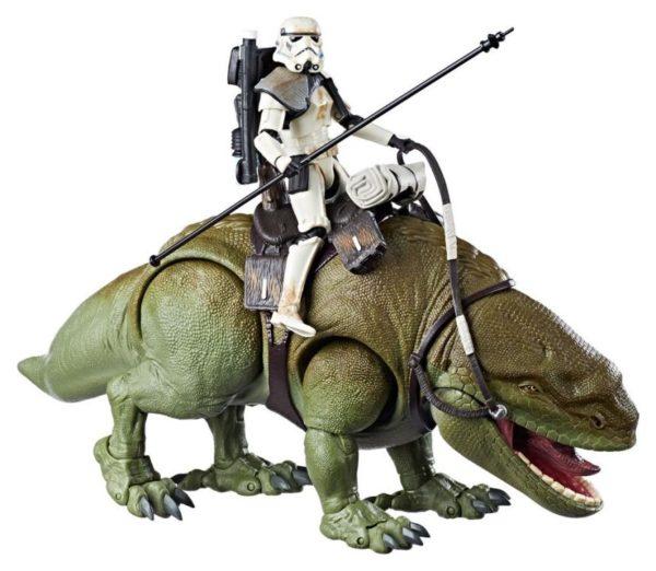 Figura de Dewback With Sandtrooper