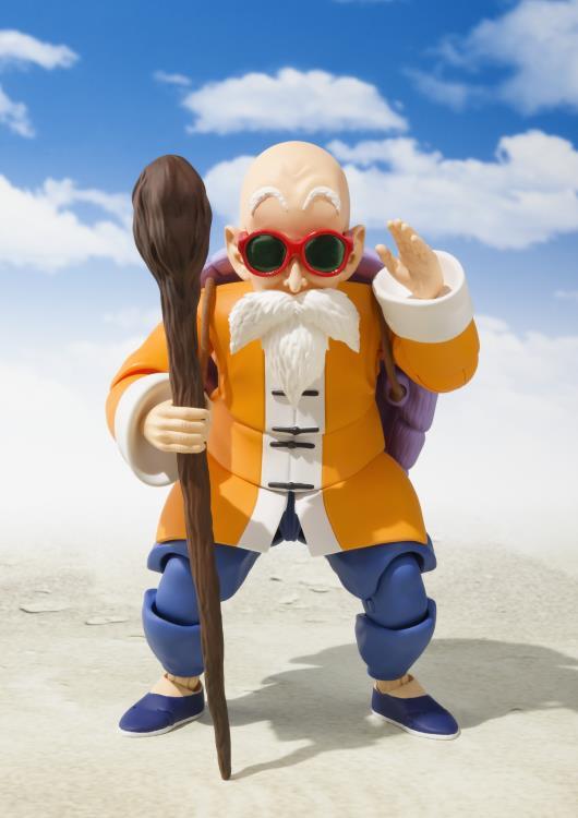 Dragon Ball Super Master Roshi Bandai