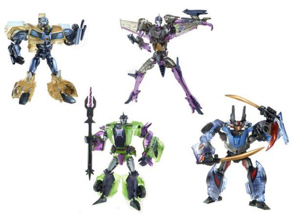 Transformers, Bumblebee Dark Energon, Delux