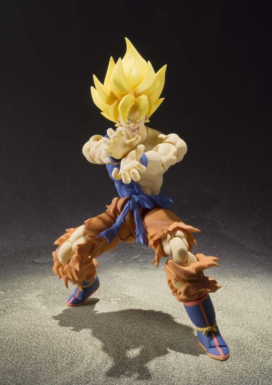 Dragon Ball Z Vegeta Super Saiyan Bandai