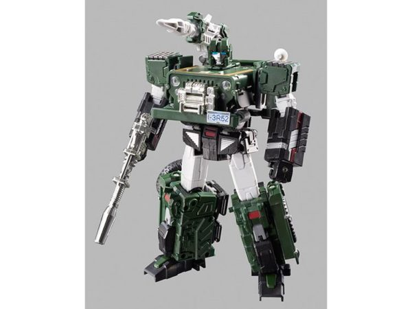 Transformers. Soldiers Detective