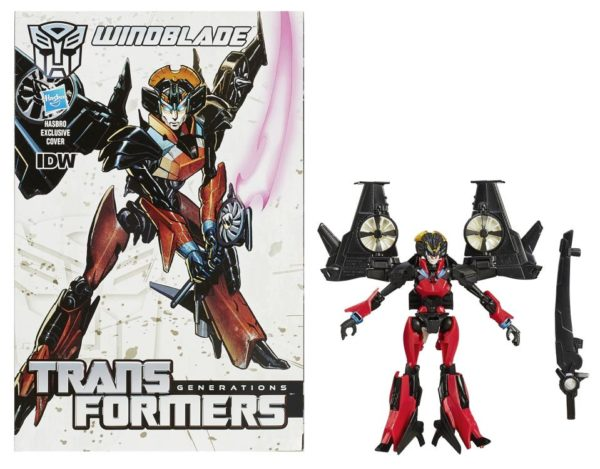 Transformers, Thrilling Windblade