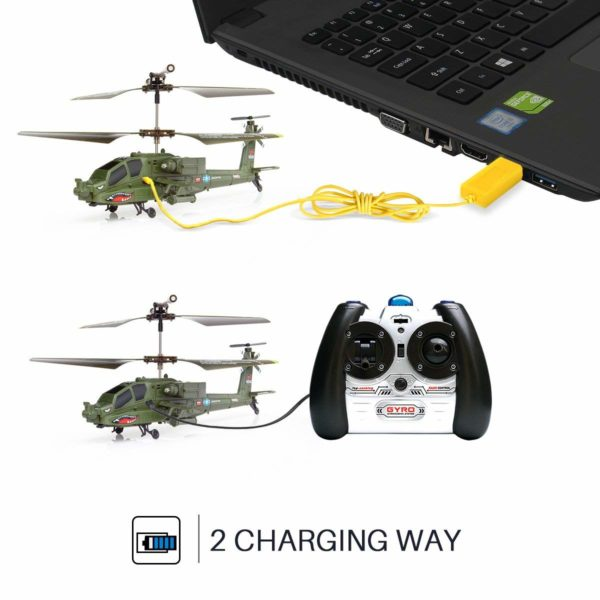 SYMA S109G RC HELICOPTER WITH GYRO