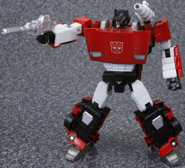 Transformers, Sideswipe Lambor, With Collector Coin