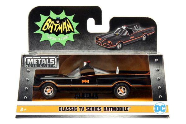 BATMAN METALS CLASSIC BATMOBILE