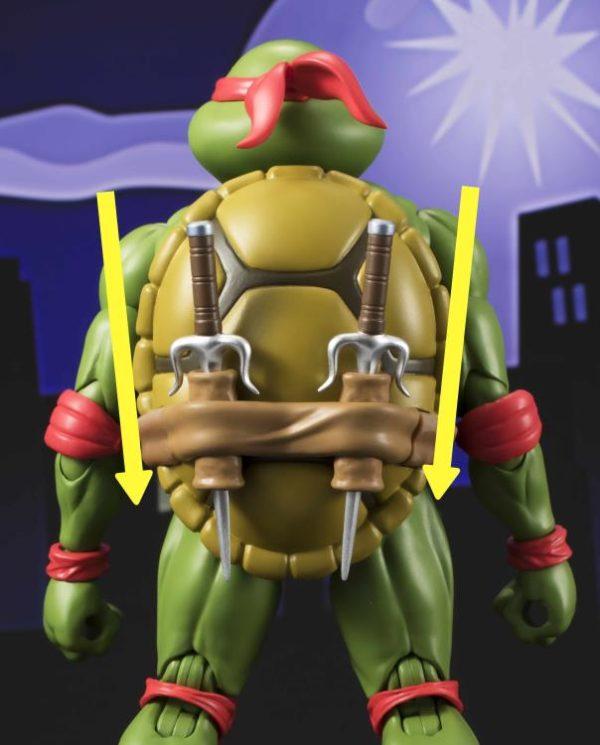 Ninja Turtles, Rafael