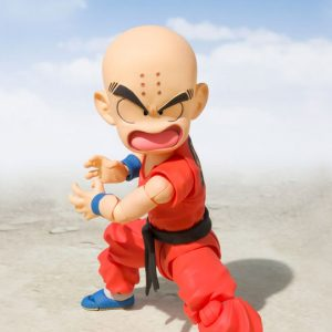 DRAGON BALL, KRILLIN CHILDHOOD,