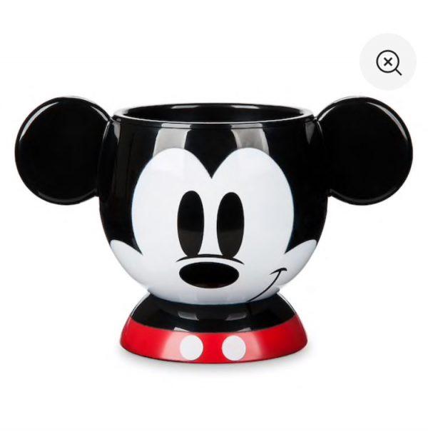 Tazón Mickey Mouse